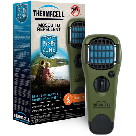 THERMACELL Handheld Repeller / MR150 Repeller | THERMACELL Handheld Repeller / MR150 Repeller
