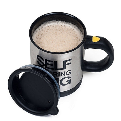 Self Stirring Mug Coffee Cup - buktops.com