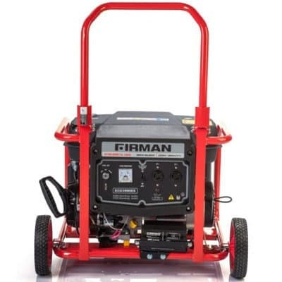 Sumec Firman 3.2 KVA Generator - ECO 3990ES with Key Starter