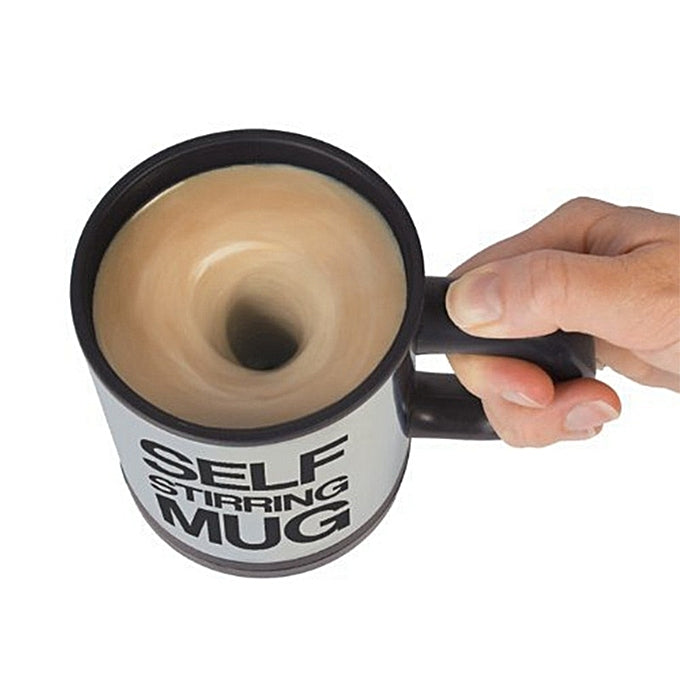 Self Stirring Mug Coffee Cup
