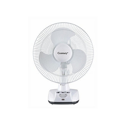 Century 12'' Rechargeable Table Fan FRCT-30-A - buktops.com