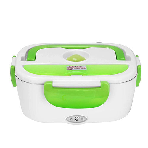 Dual Function Portable Electric Lunch Box/Food Flask
