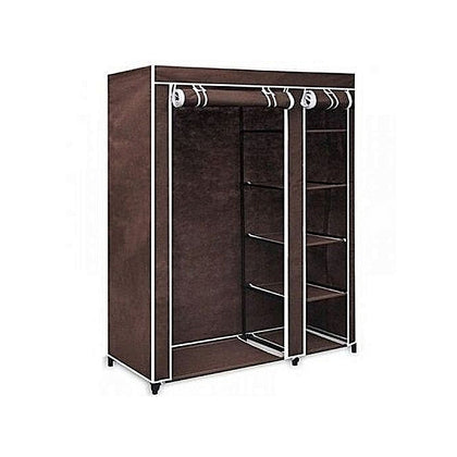 Generic Mobile Wardrobe With Wheels Strong And Quality