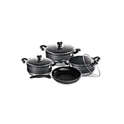 Non Stick Pot Set With Frying Pan