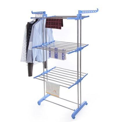Universal Double Pole Clothes Hanger Dryer