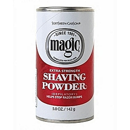 Magic Magic Men Shaving Powder With Extra Strength