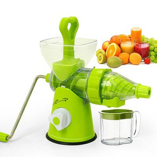 Universal Manual Juicer Machine/Extractor
