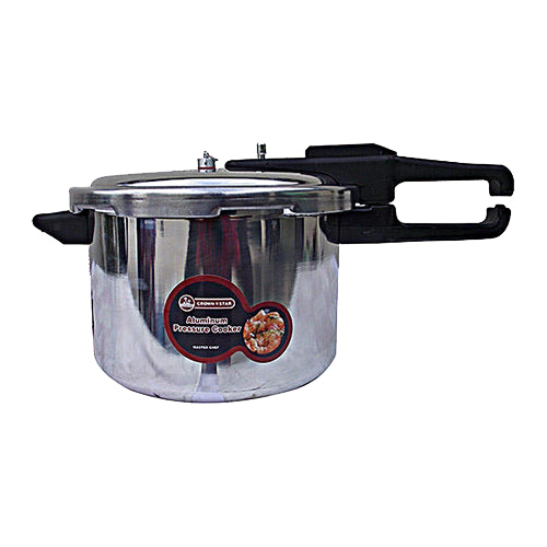 Master Chef Pressure Cooker 12 Litres- Silver