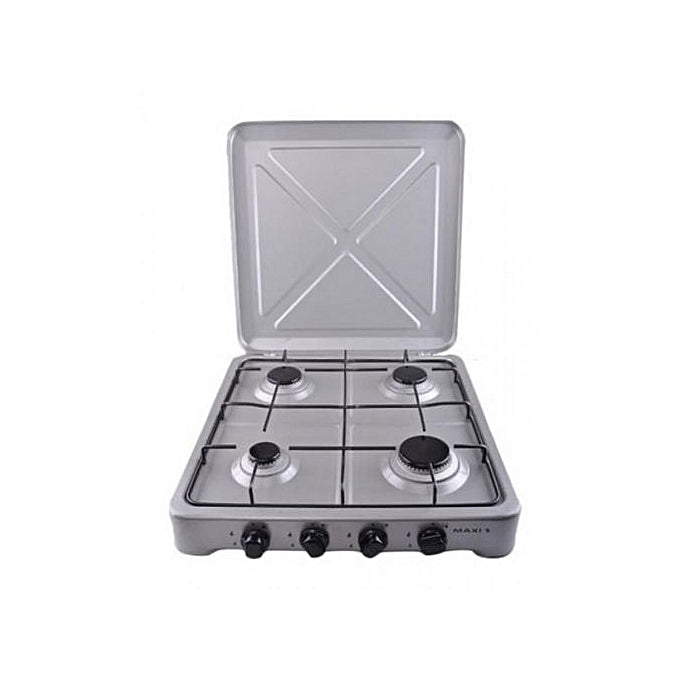 Maxi Table Top Gas Cooker - 4 Burner - MAXI 400