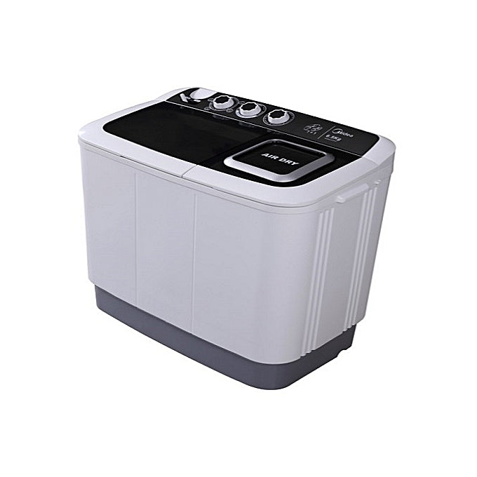 Midea 6kgTwin Tub Washing Machine - MTE60-P1302S