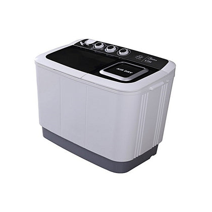 Midea 6kgTwin Tub Washing Machine - MTE60-P1302S - buktops.com