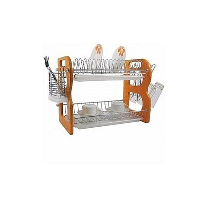 Plate Rack-16 Dish Drainer