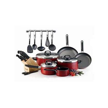 Prestige 22 Piece Cooking Set - buktops.com