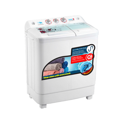 SCANFROST WASHING MACHINE – 8kg Capacity - buktops.com