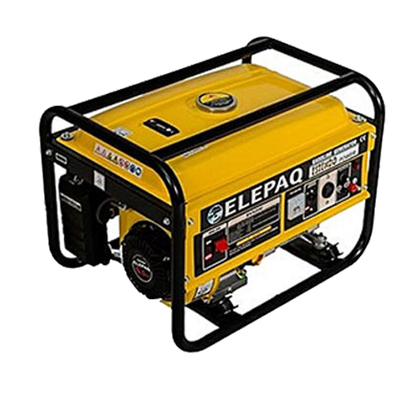 Elepaq 4KVA Manual Start Generator - SV5200 - buktops.com