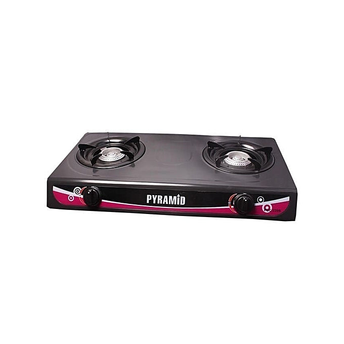 Table Top Gas Cooker With 2 Burners
