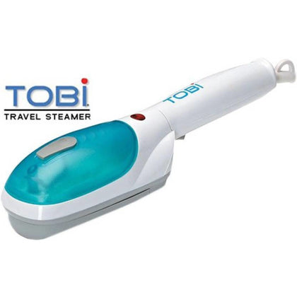Tobi Portable Travel Garment Steamer / White