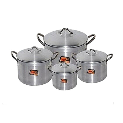 Tower Pot Set - 4 Piece - buktops.com