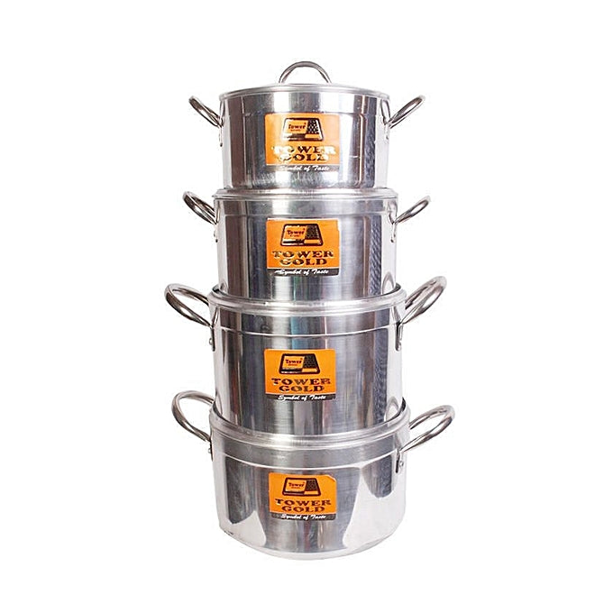 Tower Gold Cooking Pot