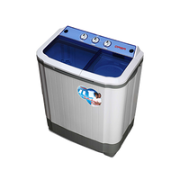 Washing Machine (5kg washing + 3.8kg Spinning Capacity) 8.8kg
