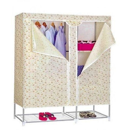 Foldable Mobile Wardrobe - buktops.com
