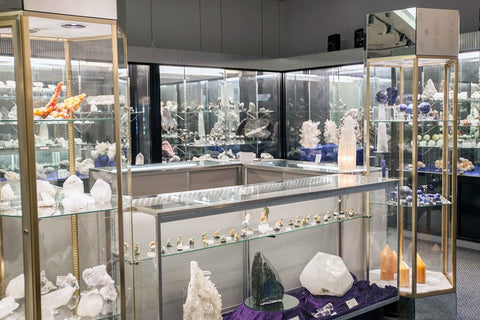 mineral and crystal gallery