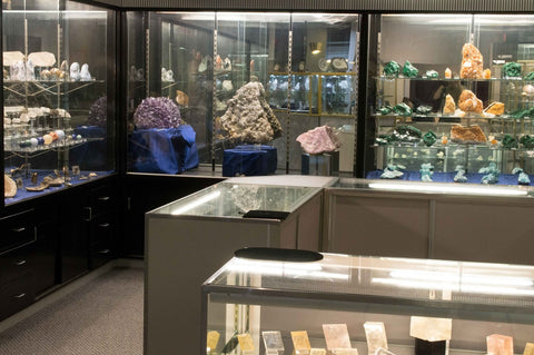 mineral and crystal store