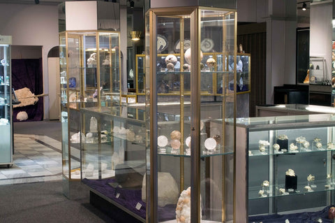 crystal and mineral gallery