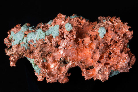 Raw Copper Nugget, $149.95, Houghton County, Michigan @ Mystical Earth Gallery