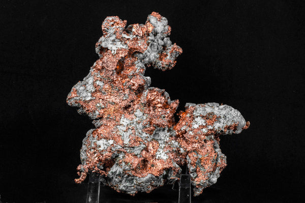 Raw Copper Nugget, Houghton County, MI, $169.95 @ Mystical Earth Gallery