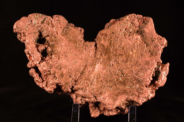 Raw Copper Nugget, $249.95, Houghton County, Michigan @ Mystical Earth Gallery