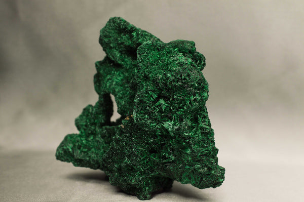 Malachite, raw, deep green, $99.95 @ Mystical Earth Gallery