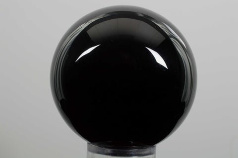 Black Obsidian Sphere,  $39.95 at Mystical Earth Gallery