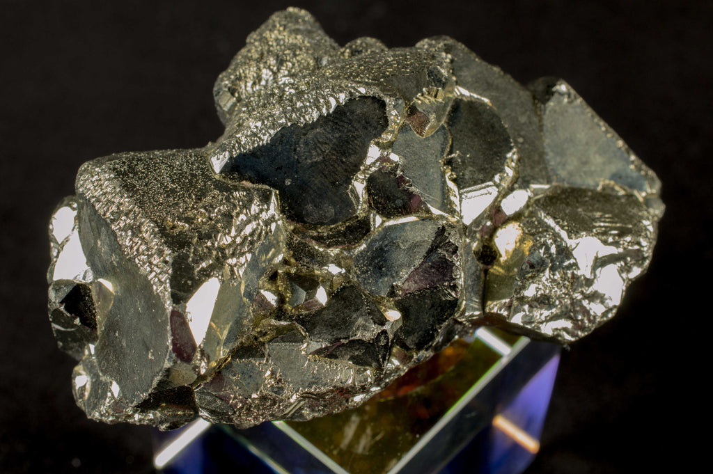 Raw Natural Pyrite Cluster from Spain, $45.45 @ Mystical Earth Gallery