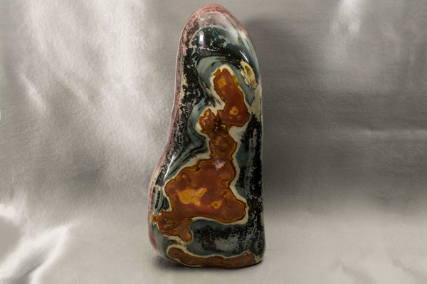 Polychrome Jasper Freeform, $1,200, 16 pounds @ Mystical Earth Gallery