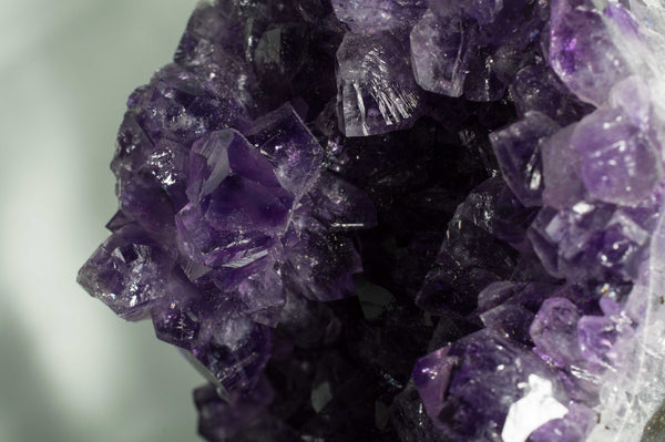Amethyst freestanding cluster with Agate matrix, $199.95 @ Mystical Earth Gallery