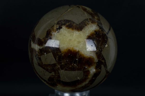 Septarian Sphere from Madagascar, $48.95 @ Mystical Earth Gallery