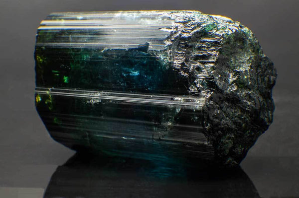 Indicolite Tourmaline with Green, Blue & Violet Sections for $3,599 at Mystical Earth Gallery (Full View #3)