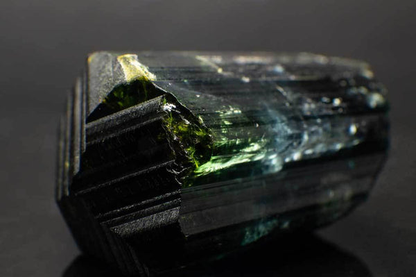 Indicolite Tourmaline with Green, Blue & Violet Sections for $3,599 at Mystical Earth Gallery (Tip View #1)