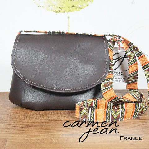 Jody Cross Body Bag - African Jazz