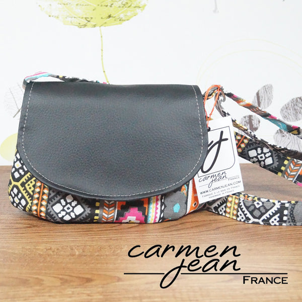 Jody Cross Body Bag - Aztec
