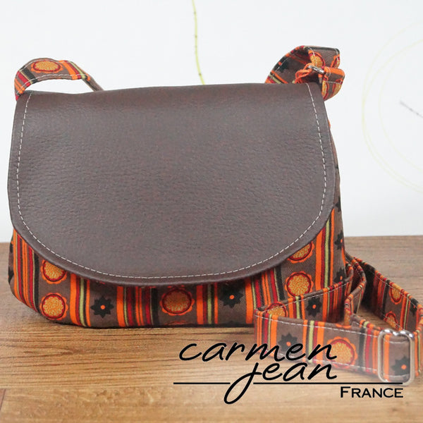 Jody Cross Body Bag - Morocco