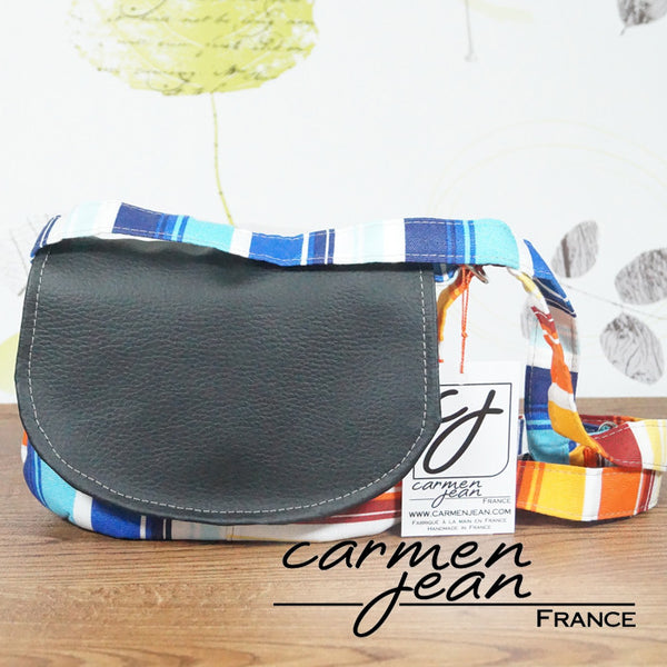 Jody Cross Body Bag - Ocean & Sunset