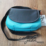 Jody Cross Body Bag - Turquoise