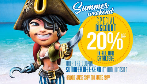 20% OFF SPECIAL DISCOUNT NOW THROUGH JUNE 26TH.