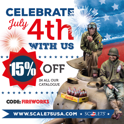 FOURTH OF JULY SAVINGS!! 15% OFF ALL PRODUCTS