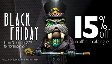 Black Friday Specials November 22 - November 27