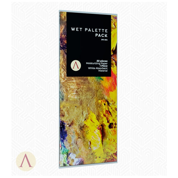 2 IN 1 WET PALETTE & PALETTE