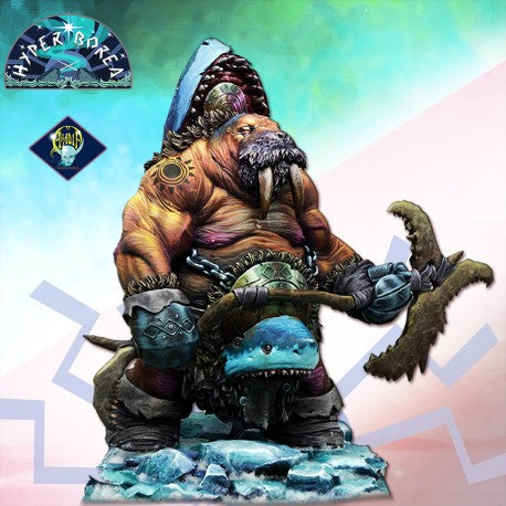 FYNNAR THE ARCTIC MINOTAUR