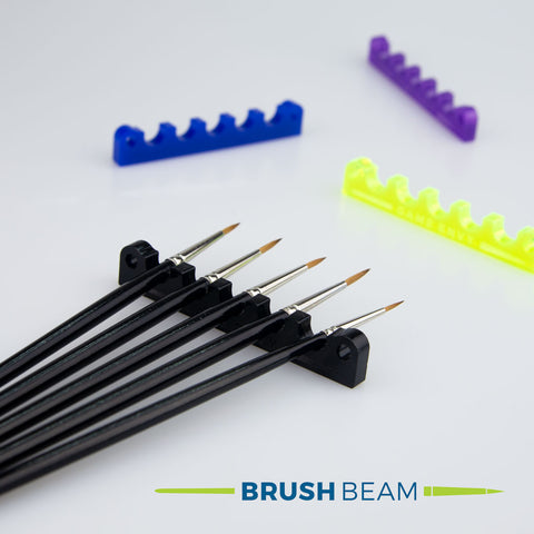 BRUSH BEAM BRUSH REST